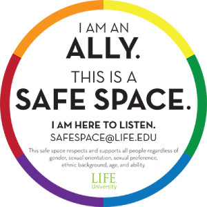 Safe Space logo
