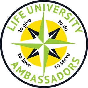student ambassador logo
