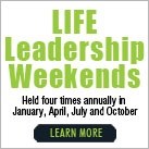 LLW ad listing the months it occurs - January, April, July and October