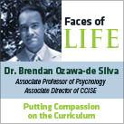 Dr. Ozawa de silva face of life ad