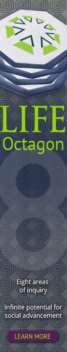 Life Octagon ad