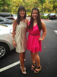Dawn Barton Cadwallader w Daughter