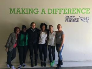 Dayane Silva Community Food Bank
