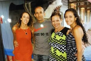 Dayane Silva Family
