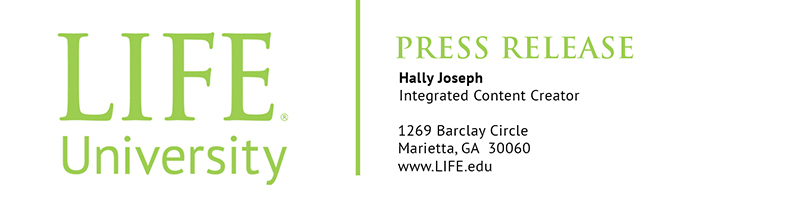 Press Releases - Life University  A World Leader in Holistic