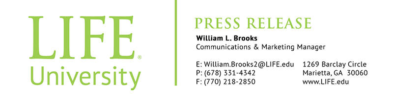 Will Brooks, Communications & Marketing Manager