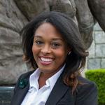 Britni Jordan, Student Ambassador