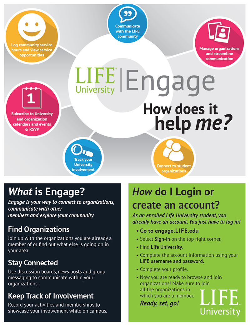 How Does Engage Help Me?