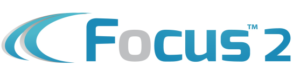 graphic logo for Focus2