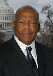 Former Congressman John Lewis